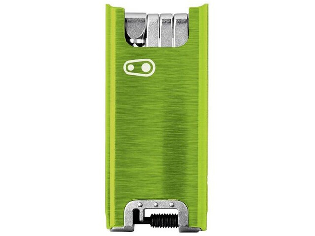 Crankbrothers F15 Limited Edition Multitool, green